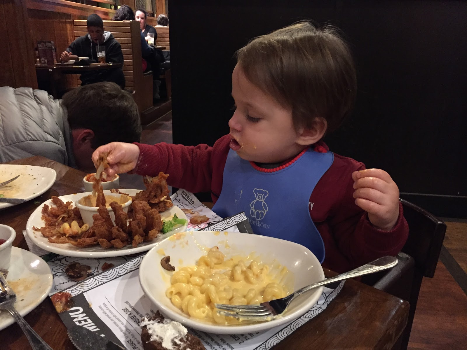 Outback Kids Mac And Cheese