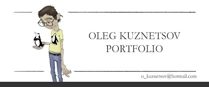 Oleg Kuznetsov's Portfolio
