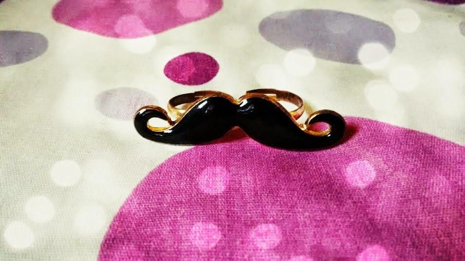 anel mustache