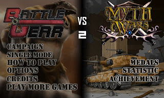 Battle Gear Vs Myth Wars 2