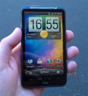HTC Desire Update Fixs WiFi Issue