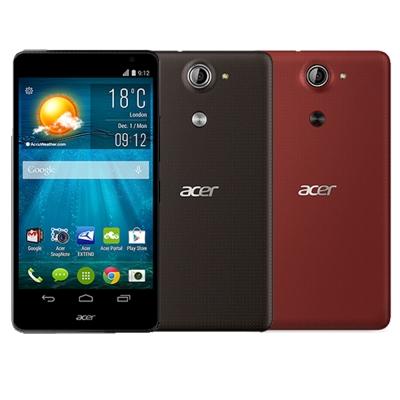 Spesifikasi Acer S53 Liquid X1