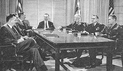 Majestic 12: The US 'FLying Saucer' Investigation Committee
