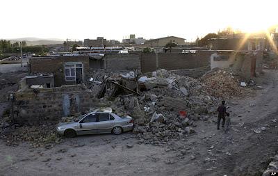 gempa bumi iran 6.4a