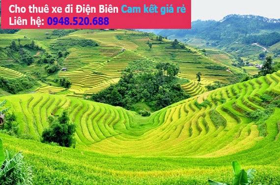Cho thuê xe đi Điện Biên