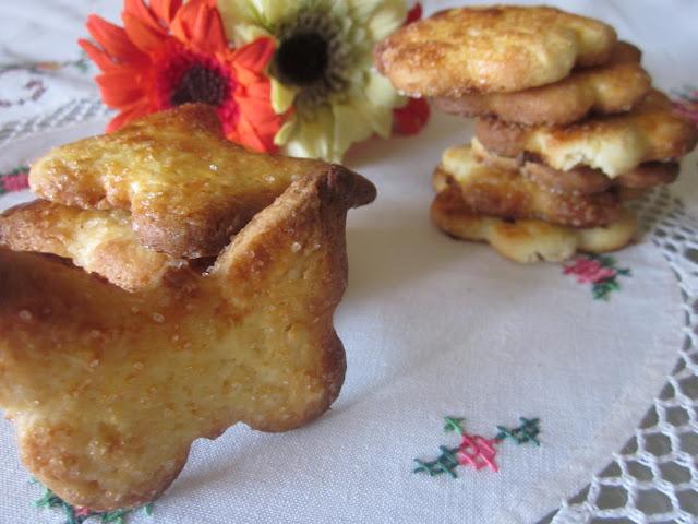 Galletas de limón y mantequilla 01