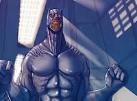 Ilustración de batman