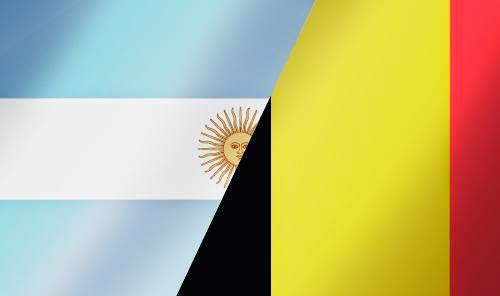 Argentina 1 - 0 Bélgica (eliminado)