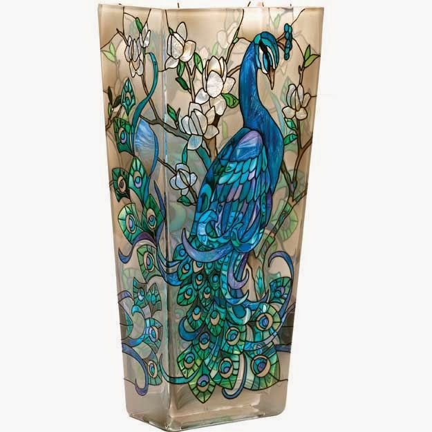 Learn To Stand On Your Own Steps For Glass Painting