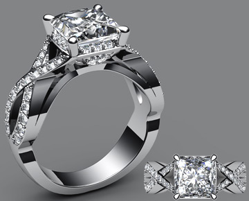 2012 wedding rings wedding rings for women 2012 - Amazing Wedding Rings