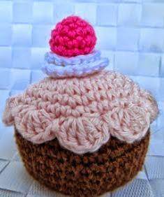 Cupcake Amigurumi Patron Gratis : PATRON GRATIS CUPCAKE AMIGURUMI 11296 PATRONES AMIGURUMI