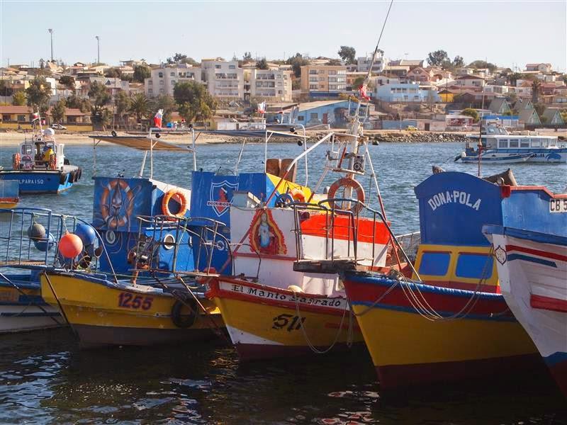 Puerto de Caldera