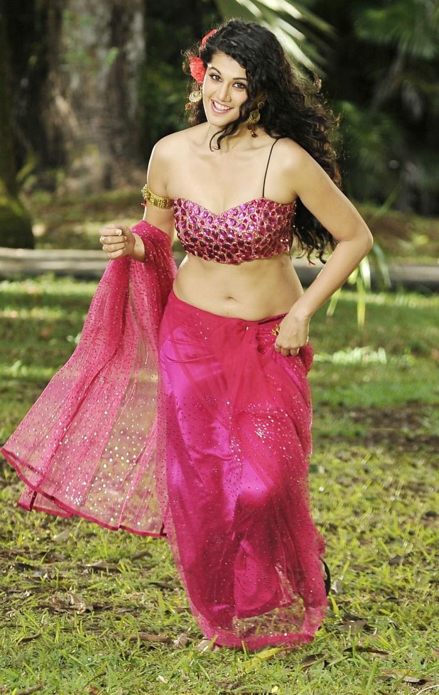Tapsee South Indian Actress Hot Photoshoot 07 Naveena Navel Images