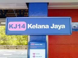 Kereta Sewa Kelana Jaya