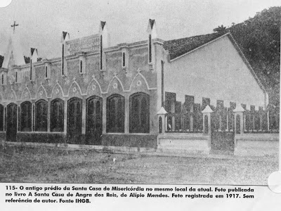 Santa Casa de Misericórdia - Angra dos Reis