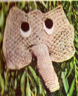 Плетение слона в макраме (второй способ).