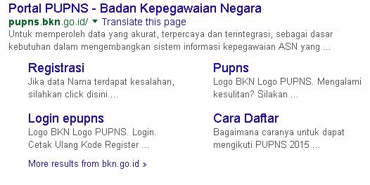 Mengecek Kapan Bisa Login Pupns Dari Website Pupns.bkn.go.id