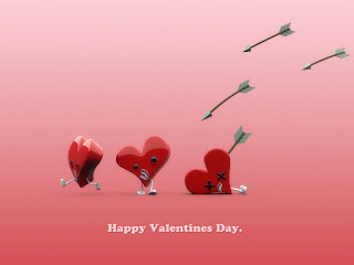Valentine's Day -2013 Greetings Wallpapers