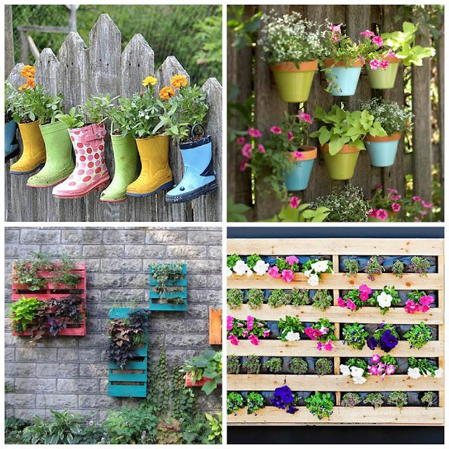 Observaci n geogr fica jardines verticales for Jardin vertical reciclado