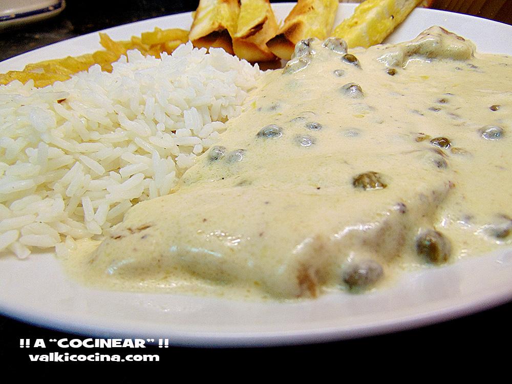 Cocinar Solomillo De Cerdo En Salsa | Solomillo De Cerdo En Salsa A La Pimienta Verde A Cocinear