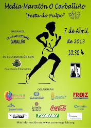 Media Maratón O CARBALLIÑO