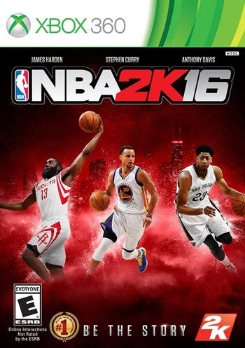 NBA 2K16 XBOX 360 Español