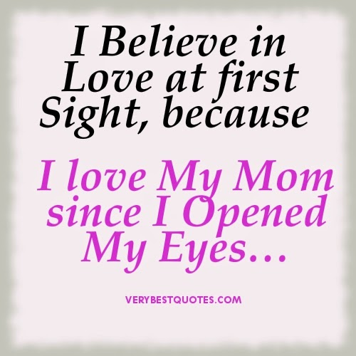 I Love You Mom Quotes From Daughter Tumblr : Loving Mother Quotes From Daughter