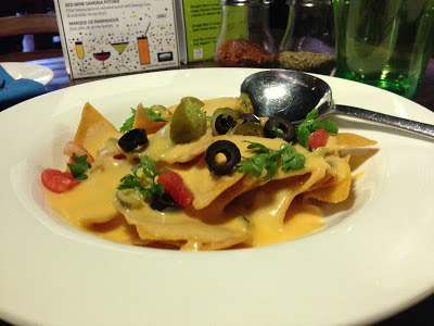 Nachos with cheese at Incognito Pune