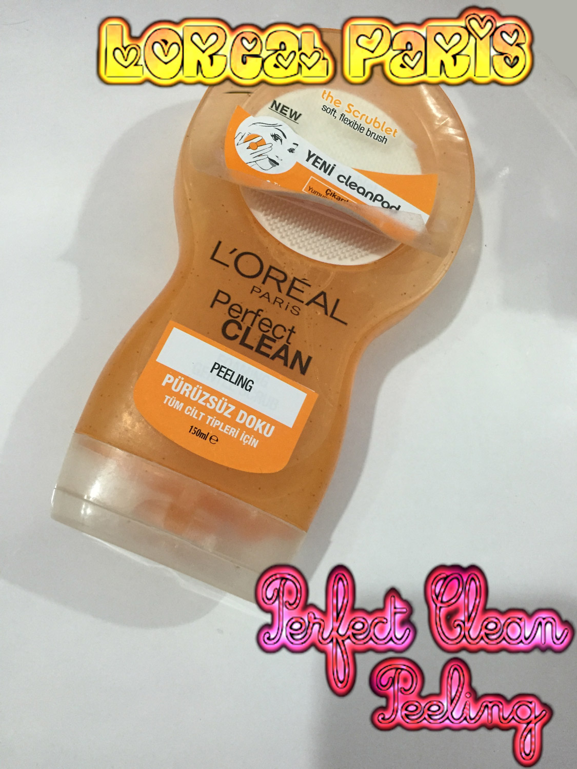 Loreal Paris Perfect Clean Peeling