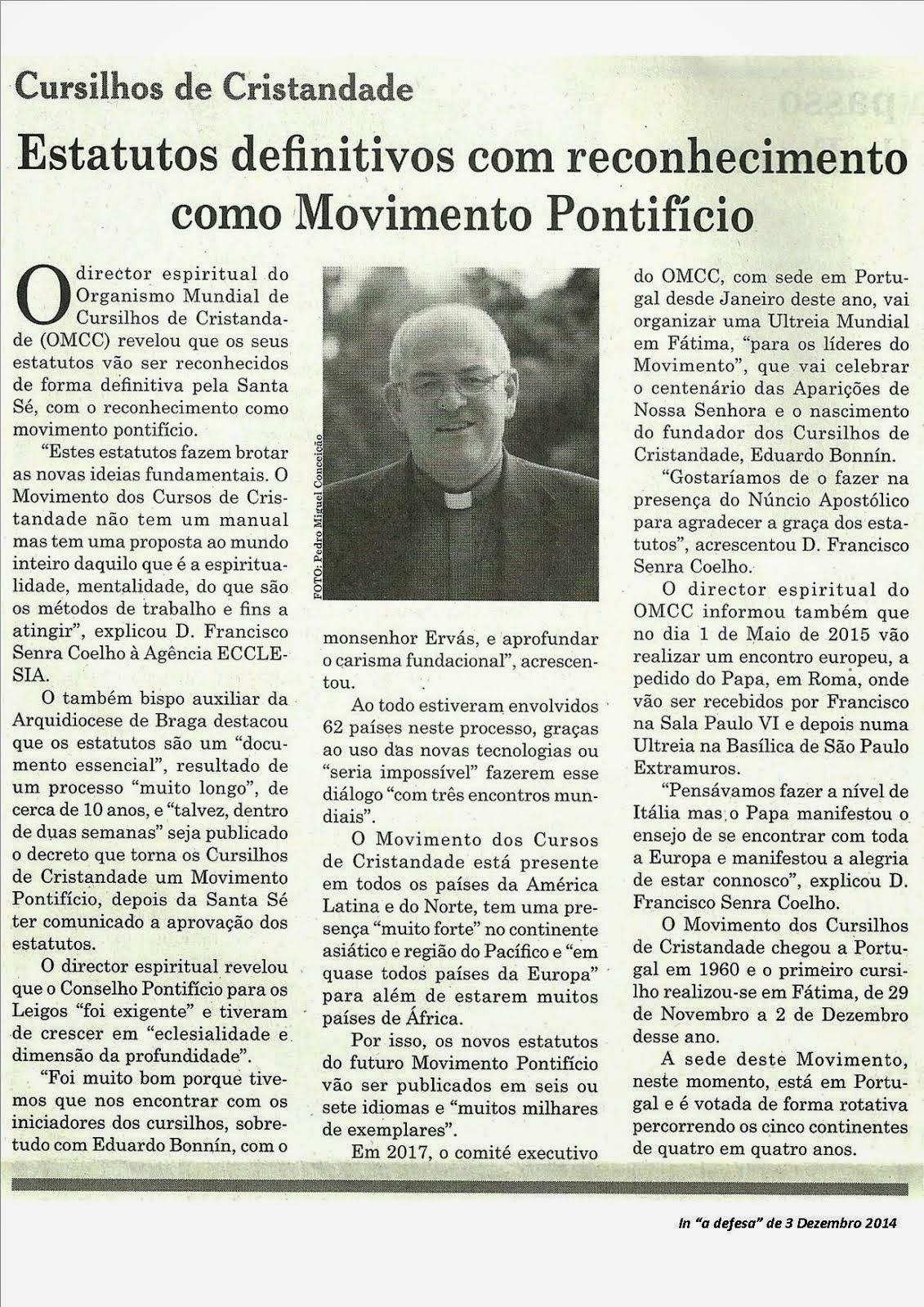 MCC - Movimento Pontifício