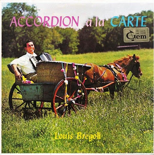 Accordion a la Carte - Louis Bregoli