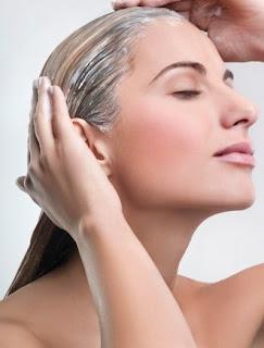 manfaat masker rambut