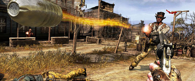 Call of Juarez Gunslinger Details