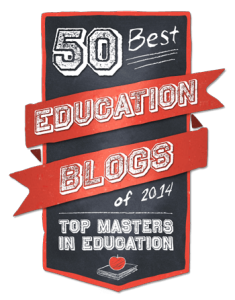50 Best Education Blogs of 2014