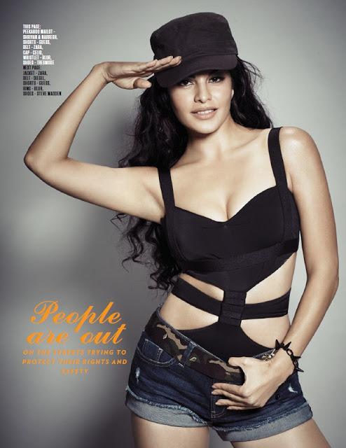 Jacqueline Fernandez Film Magazine Hot Photos
