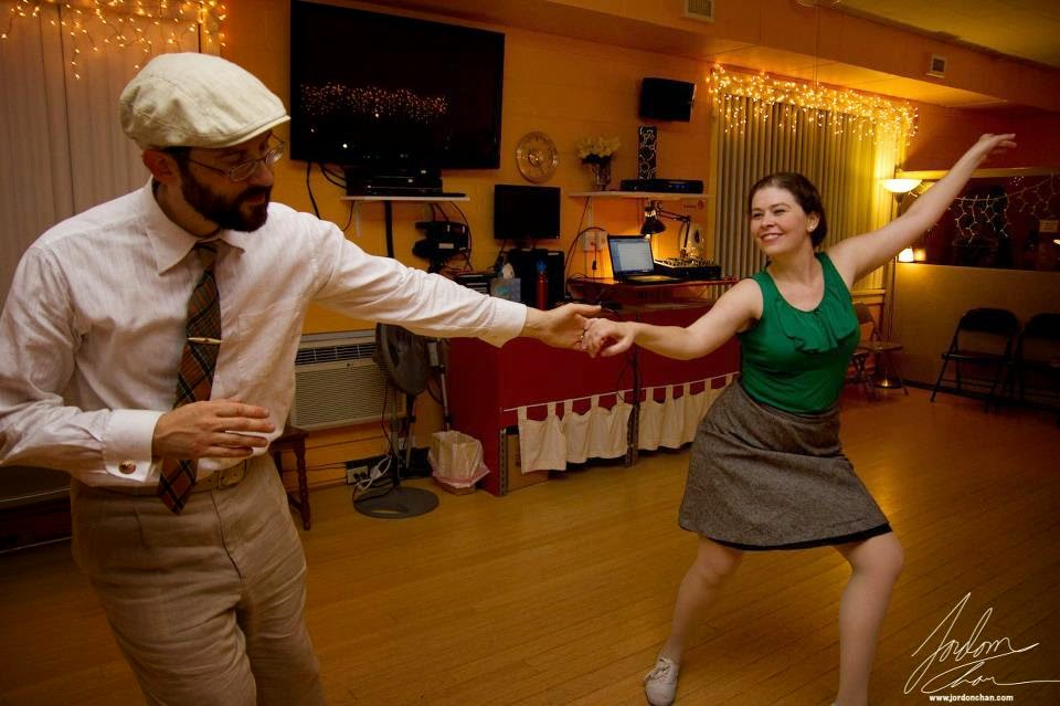 June 2015: Intro to Lindy Hop