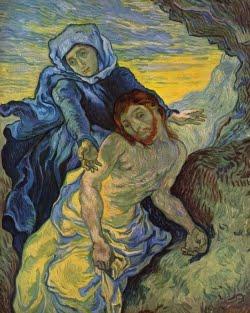 Pietá (segundo Delacroix)