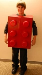 Fantasia Infantil de Lego