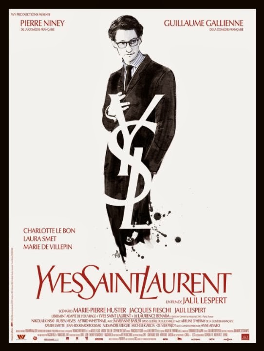 Yves Saint Laurent, Movie, news