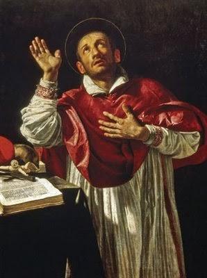 St. Charles Borromeo, Patron of Seminaries and Seminarians