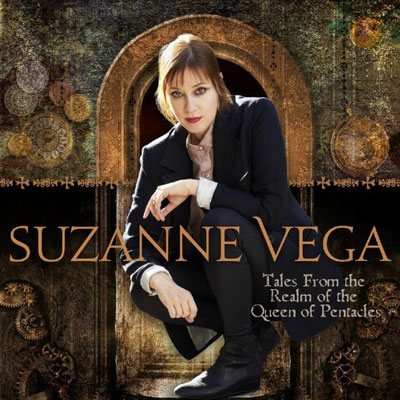 The 10 Worst Album Cover Artworks of 2014: 06. Suzanne Vega - Tales From the Realm of the Queen of Pentacles