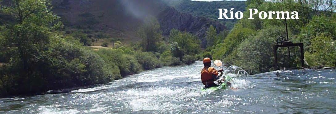 río porma