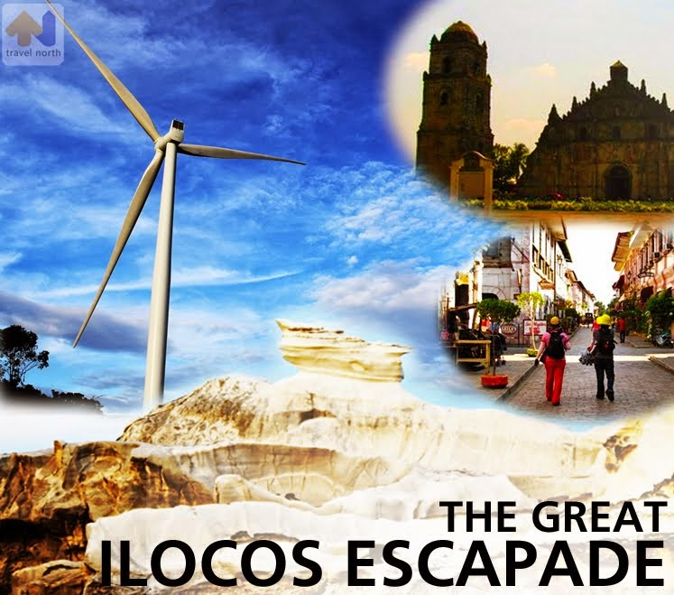 Take the Great Ilocos Escapade for as low as 2300.00