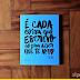 'É Cada Coisa Que Escrevo Só Pra Dizer Que Te Amo', de Lucão