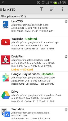 Link2sd pluse apk full
