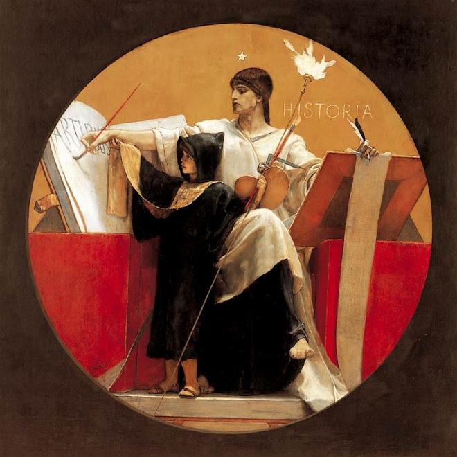 História, do pintor grego Nikolaos Gysis (1892).