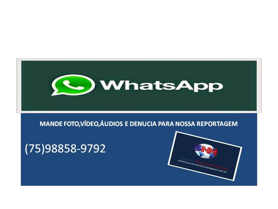 DENUNCIE PELO Whatsapp