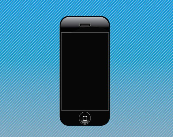 Free Vector Art iPhone Design