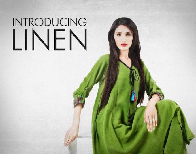 Khaadi's New Linen Collection 2012-2013 | Khaadi Linen 2012 By Khaadi