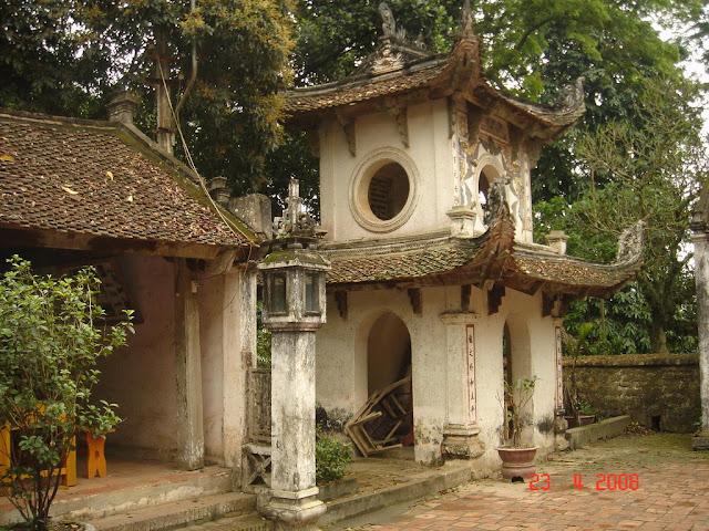 Village de Duong Lam (Mong Phu), Hanoi